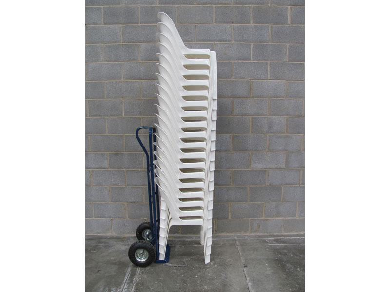 Stacking Chair Trolley old