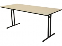 Folding Melamine Utility Tables