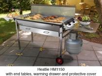 Stainless Steel BBQs